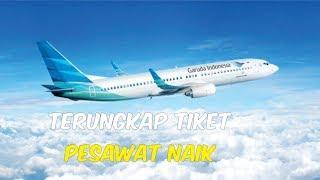 Alasan di Balik Mahalnya Tarif Tiket Pesawat