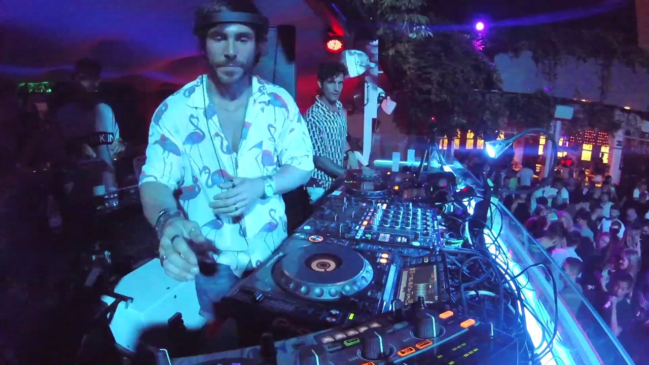 Lexlay - Live @ La Terrrazza, Jackies Party, Barcelona 2019