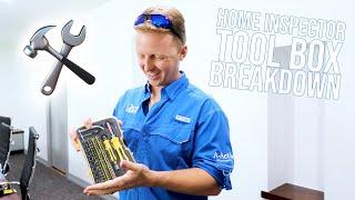Home Inspector Tool Box Breakdown