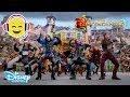 Descendants 3 | Musik: Good to Be Bad 🎶- Disney Channel Sverige