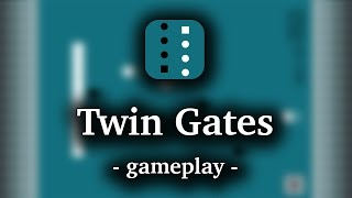 Twin Gates [by Thousand Games ] - HD Gameplay (iOS/Android)