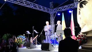 З нагоди 27-ї річниці відновлення Незалежності України у Варшаві