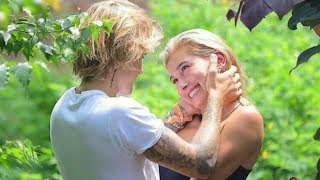 Justin Bieber & Hailey Baldwin CUTE/FUNNY Moments!