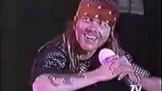 Guns'N'Roses, Axl Rose x Duff Mckagan