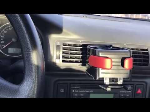Handyhalterung/Getränkehalter fürs Auto vorgestellt I Lüftungsschlitz I Review I HD I