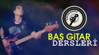 Bas Gitar Dersleri | Cem Karaca | Namus Belası (Bass Cover)