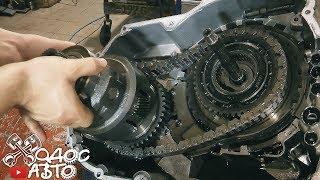 АКПП Ford Kuga 70т/км и в утиль.