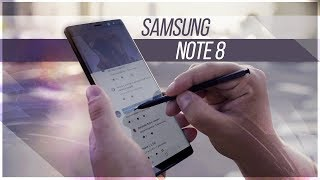 1200$ за смартфон? Обзор Samsung Galaxy Note 8.
