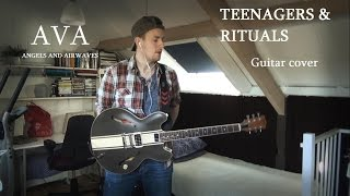 Angels & Airwaves - Teenagers & Rituals COVER (Gibson ES-333 Tom Delonge signature)