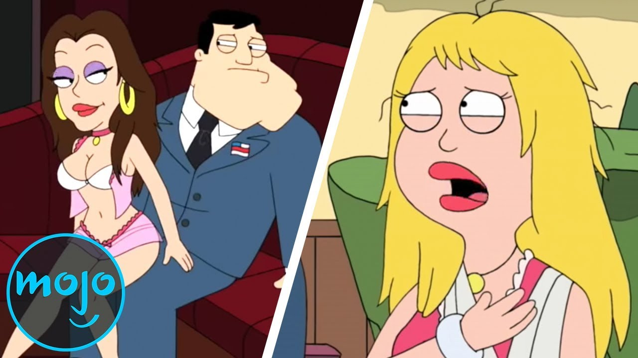Watchmojo Top 10 Reasons Why Francine Smith Should Divorce Stan