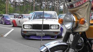 富士河口湖オートジャンボリー2018~単車&4輪 旧車・街道レーサー②