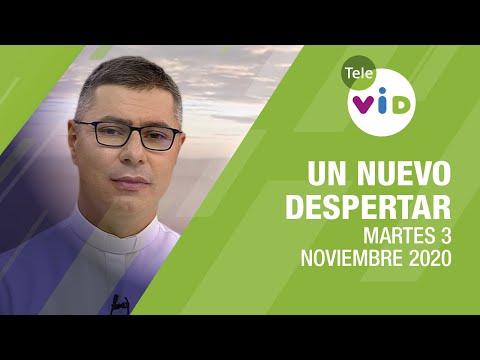 Un nuevo despertar, Martes 3 de Noviembre 2020 🌄 - Tele VID