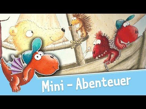 Der kleine Drache Kokosnuss – Mini-Abenteuer: Reise zum Nordpol– Hörbuch