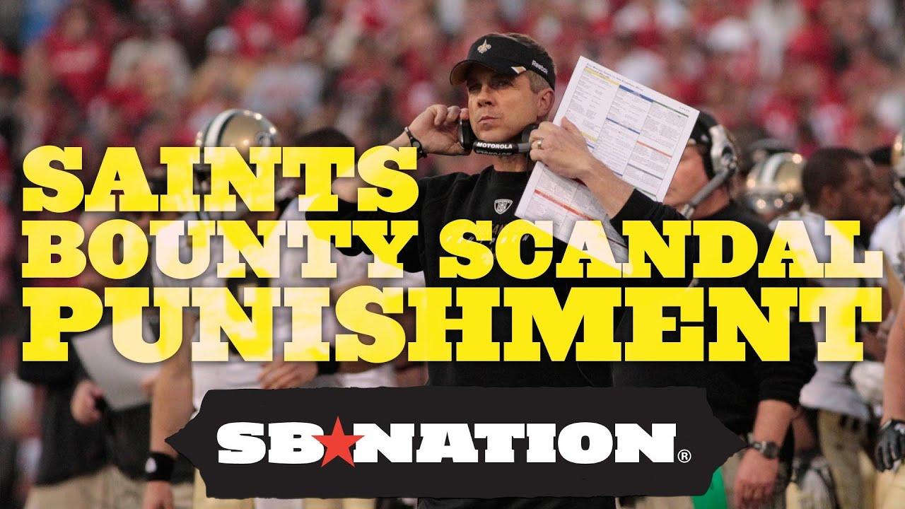 Saints Bounty Scandal thumbnail