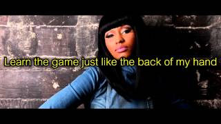 Wiz Khalifa - True Colors Ft. Nicki Minaj [Lyric Video]