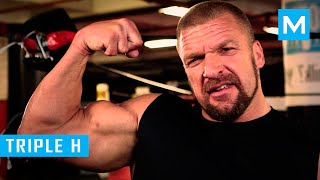 Triple H Strength Training for Return   Muscle Mandess