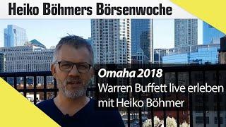 Hinter den Kulissen & Outtakes der Warren Buffett HV 2018