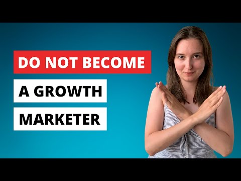 Growth Marketing Career: Top 5 Reasons NOT to Become a Growth Marketer