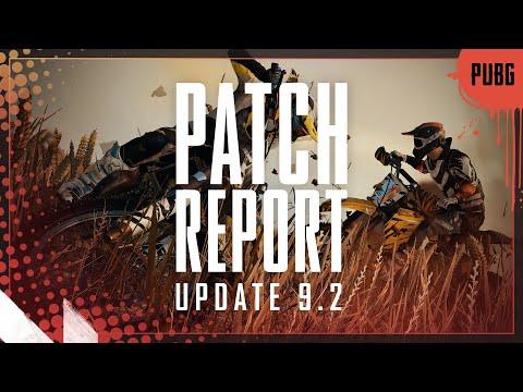 PUBG 9.2 Update Trailer