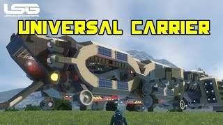 Space Engineers - S.S.Destiny - Universal Carrier