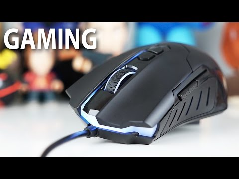 Mouse da Gaming SUPER ECONOMICO ma WOW! - Recensione