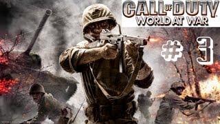 Call of Duty: World at War Совместное прохождение Часть 3