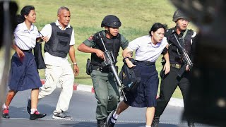 Thai soldier who killed at least 20 people shot dead in shopping mall siege