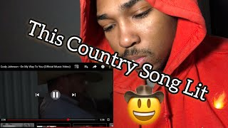 Cody Johnson   On My Way To You   Reaction