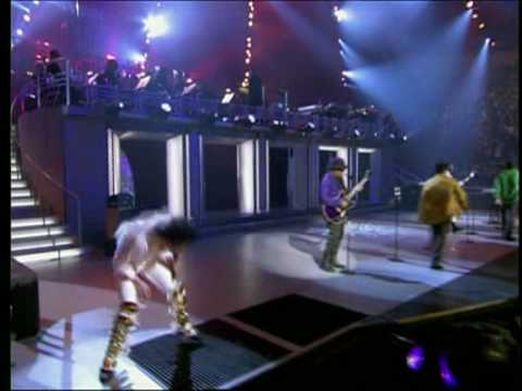 Jackson 5 - I'll be There (Final Concert 2001)
