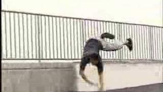 Скейтбординг и скейты, Падения со скейтов pt.1