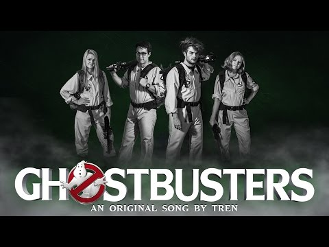 My cinematic pop band's Ghostbusters Music Video