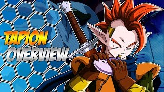 Dragon Ball Xenoverse 2 Tapion Guide & Overview [DLC Pack 5 | Extra Pack 1]