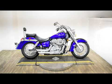 2005 Honda Shadow Aero® 750 in Wauconda, Illinois - Video 1