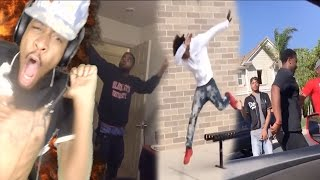OMG ADELE MILLYROCK IS TOO FIRE!! BLACK PEOPLE CAN DANCE TO ANYTHING REACTION! | Kholo.pk