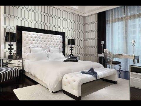 Обои - Идеи Дизайна Спальни - 2019 / Wallpaper Bedroom Design Ideas