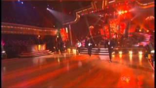 DWTS - Janelle Monae performance