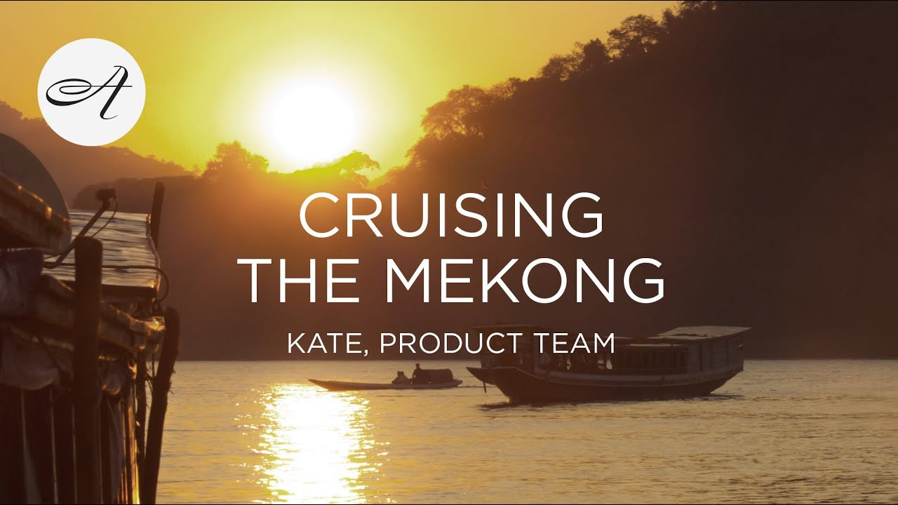 Cruising the Mekong
