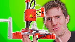 How Bad Is A $95 3D Printer??