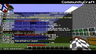 preview picture of video 'Minecraft: how to make tools last 64X longer( without mods!)'
