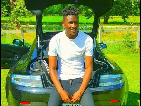 Michael Olunga's piloting ambitions