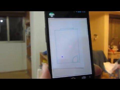 Video of Indoor GPS
