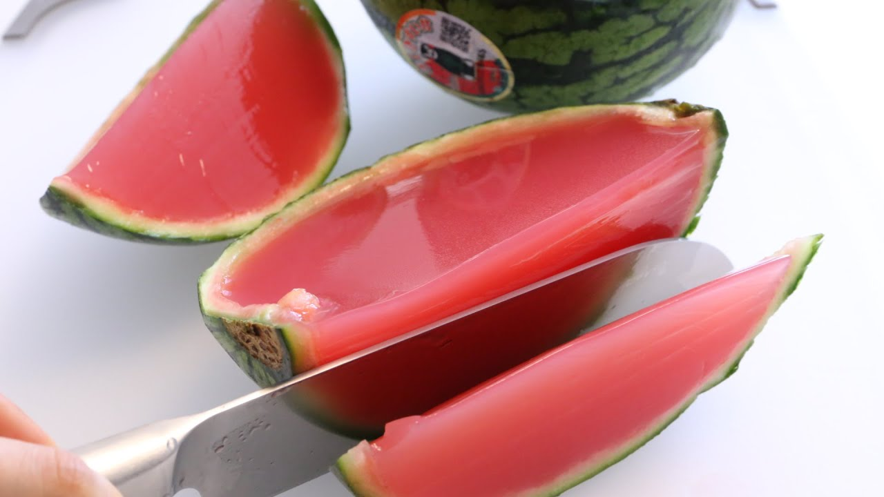 How To Make Watermelon Jelly