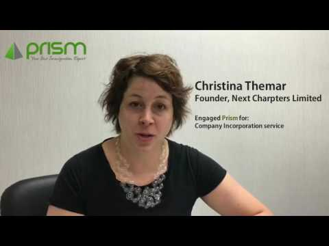 Client Testimonial on Prism Company Secretary Services