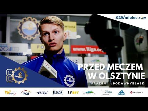 Zapowiedź: Stomil Olsztyn - PGE Stal Mielec [WIDEO]