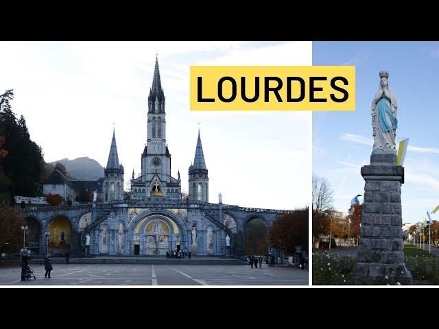 Videouttalande av Lourdes Engelska