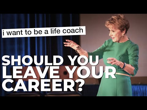 Should You Leave Your Career to Start a Life Coaching Business ...