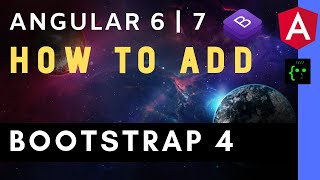 Angular 6 - Adding Bootstrap 4 Dropdown Menu in Angular Application and ng-bootstrap