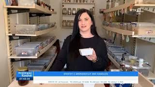 Mirëmëngjesi Kosovë - Kronikë - Efektet e xhenxhefilit dhe kanellës 22.01.2021