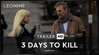 3 Days to Kill Film Trailer