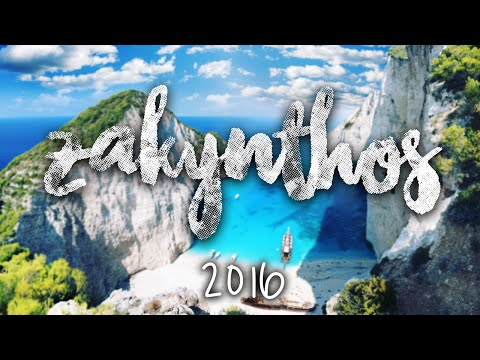 Trip To ZAKYNTHOS 2016 GOPRO HERO4
